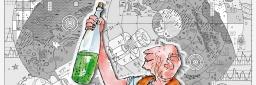 Drink Review: Monzanto Martini